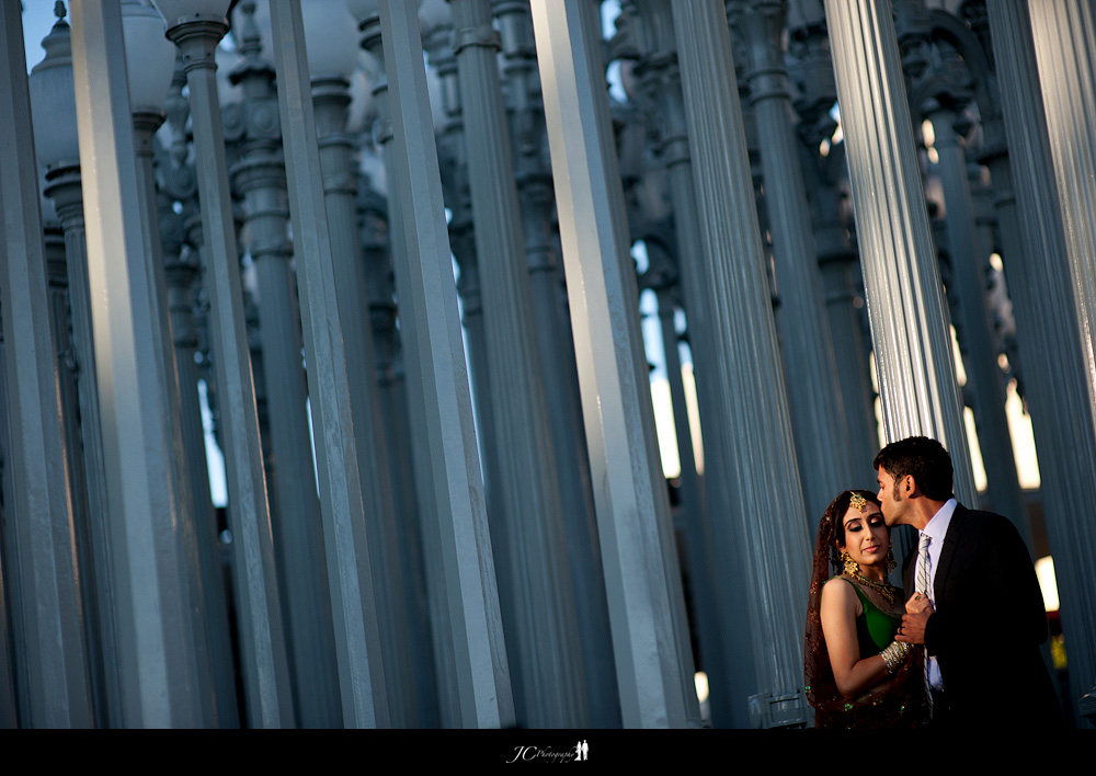 Los Angeles Romantic Session