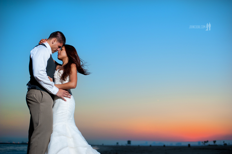 southern california wedding photographer, beach wedding pictures,