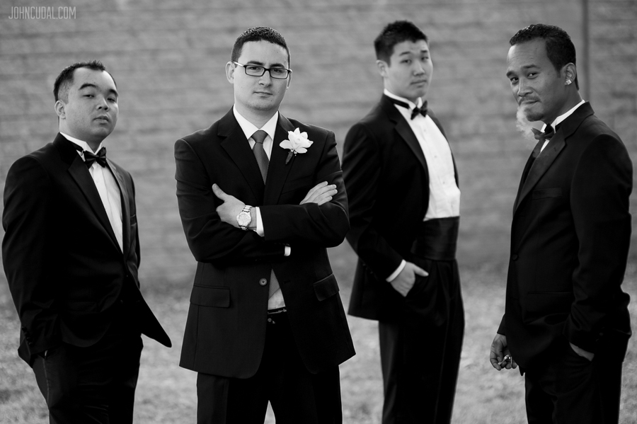 modern wedding photographers, mens wedding portraits