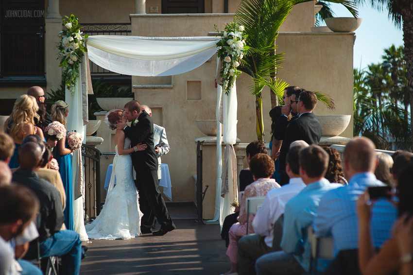 modern wedding photographers, balboa inn weddings, newport beach