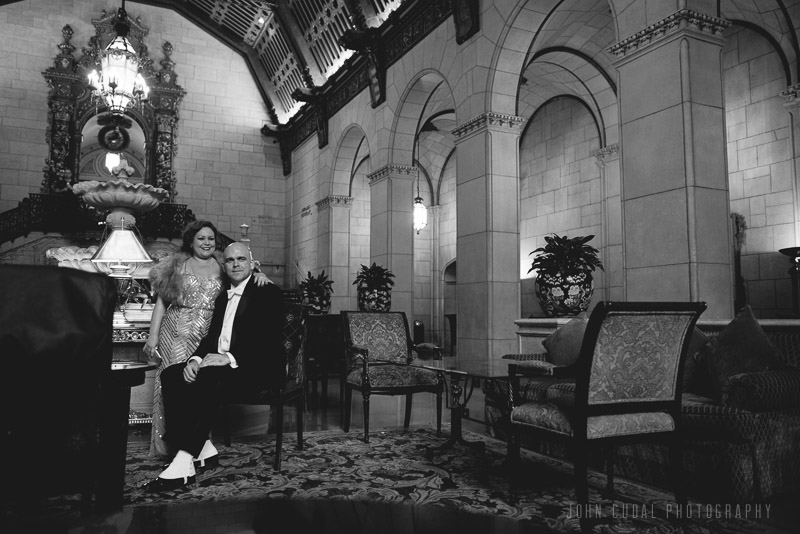 millenium biltmore wedding photos