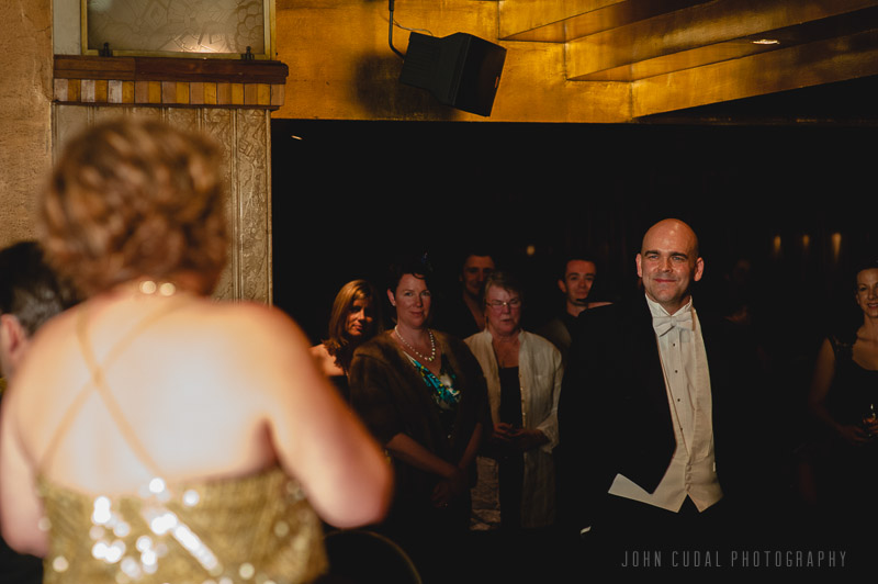 cicada club wedding reception photos