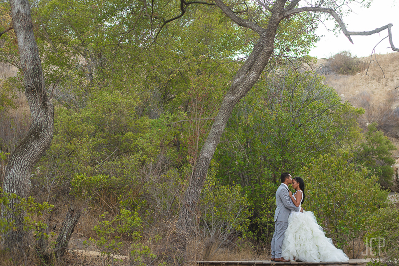 temecula romantic wedding portraits