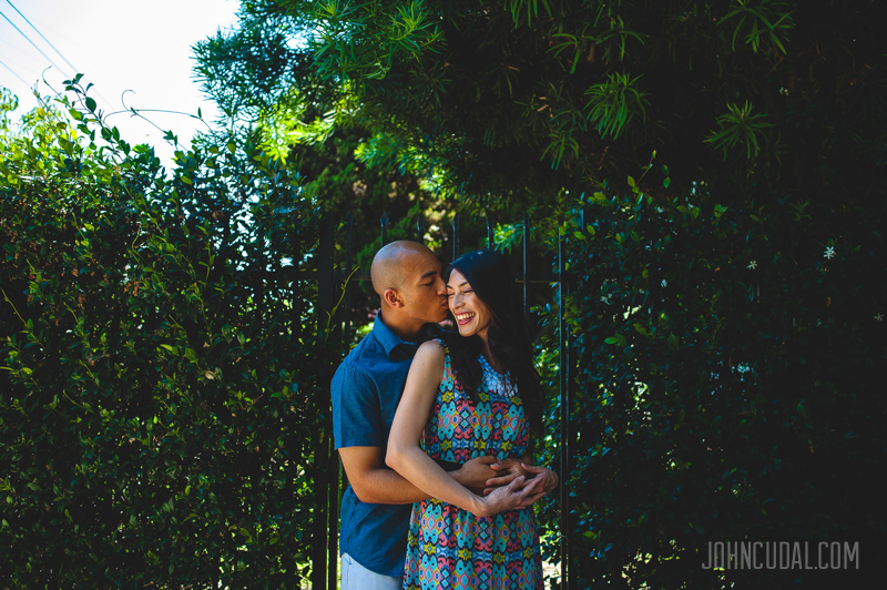 romantic engagement sessions