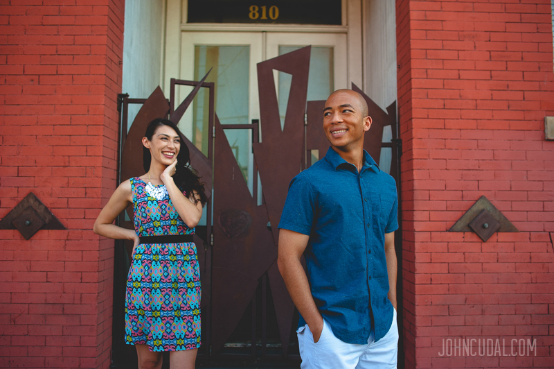 downtown los angeles engagement session locations